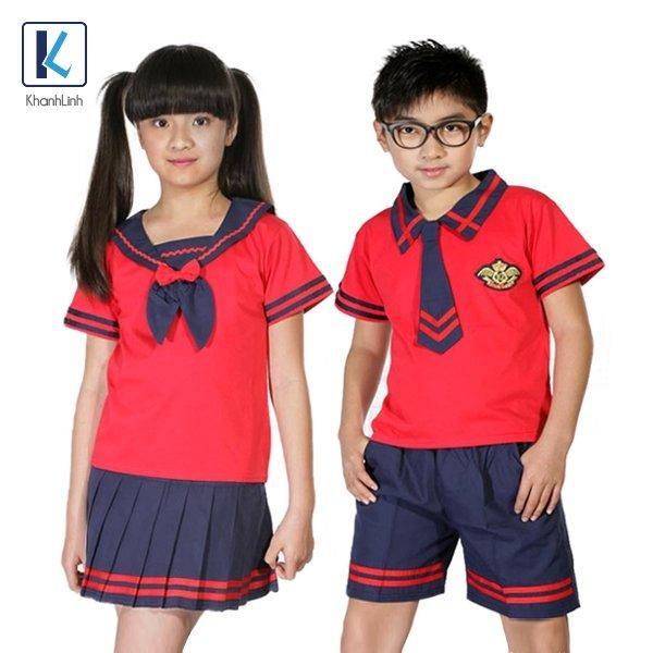 Bán vải may áo đồng phục học sinh